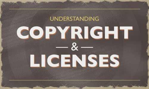 Copyright and Licenses