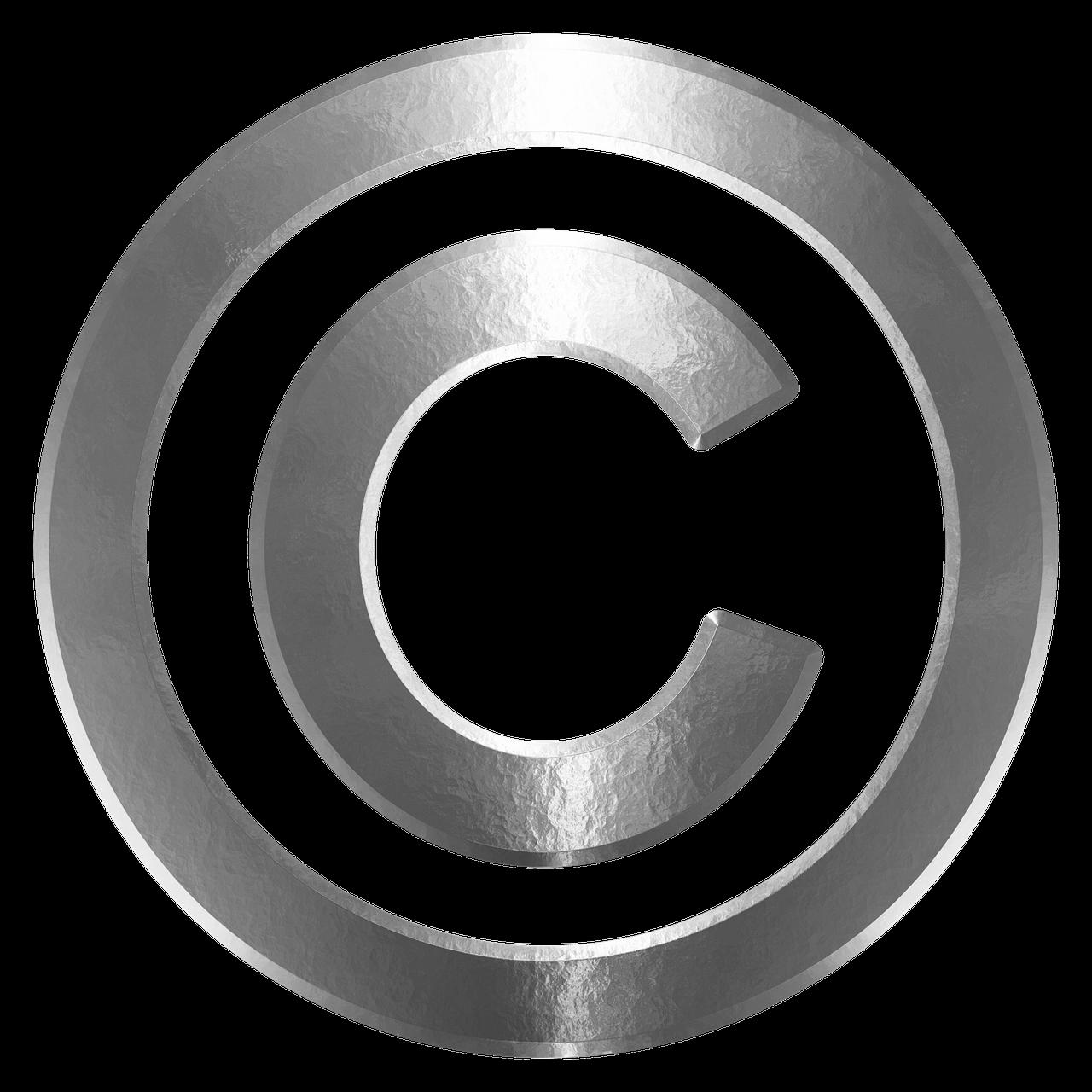 copyright statement