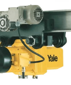 Yale CPE hoist with trolley