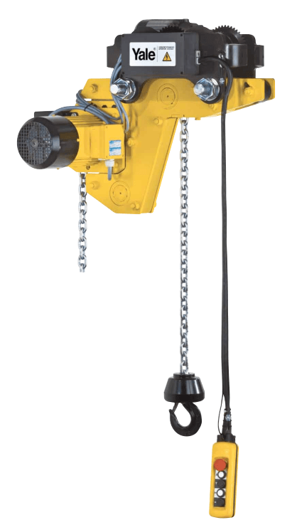 Yale 1/2 ton air hoist pdf