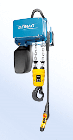 Demag Dc Pro Electric Hoist Lifting Hoists Direct