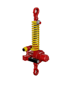 red rooster bench hoist