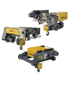 ZX wire rope hoists