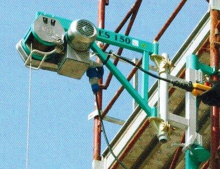 imer es150 scaffold hoist