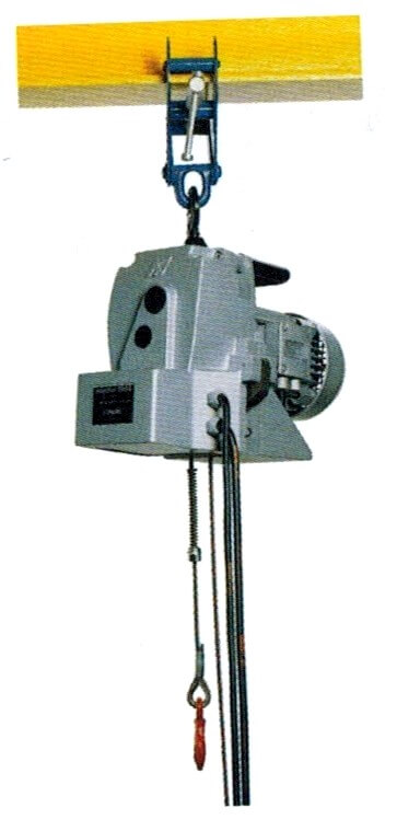 minifor portable electric hoist