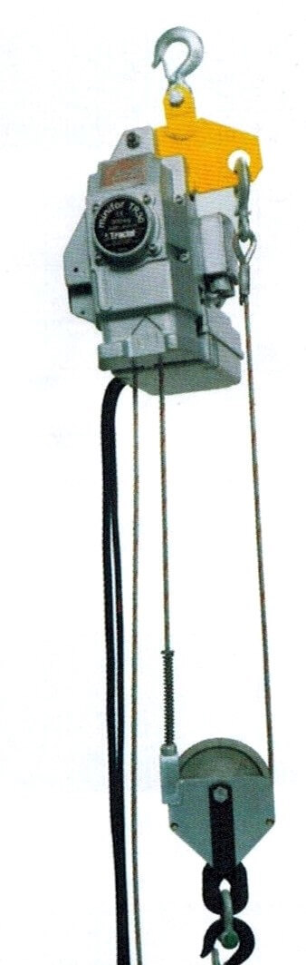 Minifor Portable Electric Hoists | Lifting Hoists Direct UK