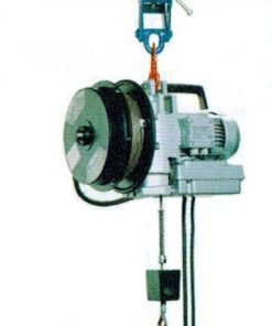 minifor portable hoists with reeler