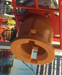 ROV rotary torque bucket