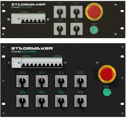 stagemaker eco controller