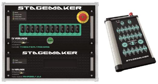 stagemaker theatre controller