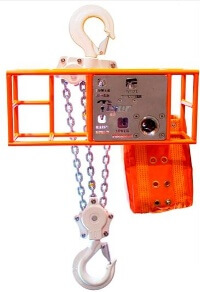 Tiger RCB ROV subsea chain hoist