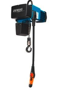 demag dcs pro electric hoist