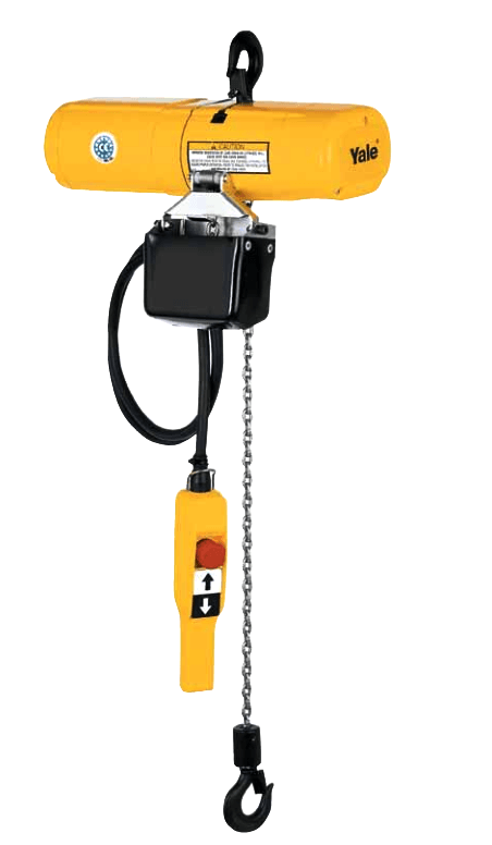 yale electric hoist