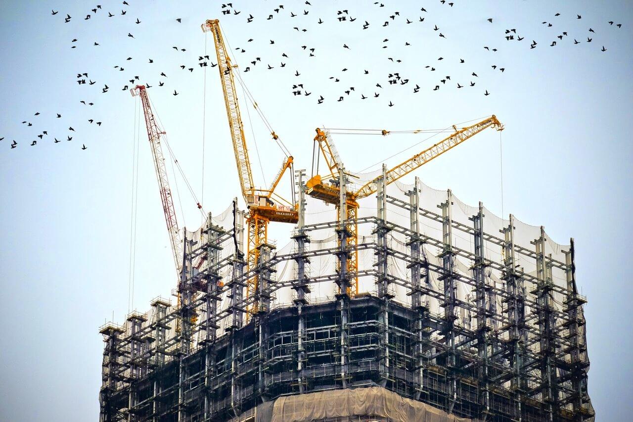scaffold hoist uses