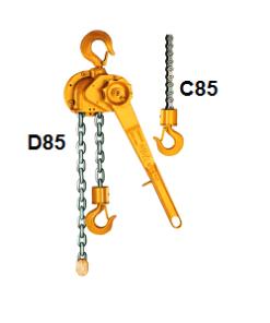 C85 & D85 Yale lever hoists