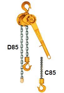 Yale D85 pull lift