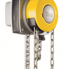 Yale 360 manual chain hoist