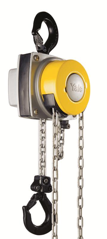 Yale 360 manual chain hoist