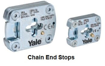 yale D85 lever hoist end stops