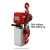 red rooster air hoist