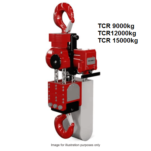 red rooster tcr hoist