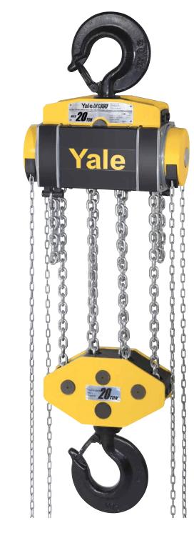 Yale 360 chain block