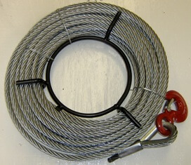 cable puller wire rope