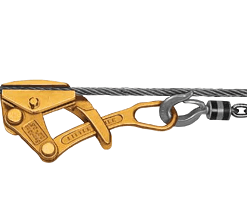 yale wire rope grips