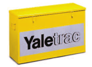 Yaletrac cable puller storage