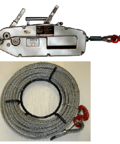 yaletrac cable puller