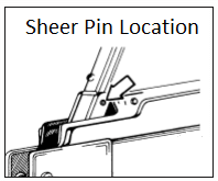tirfor 500 sheer pins