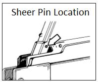 tirfor 500 sheer pins