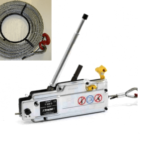 tirfor 500 cable pullers