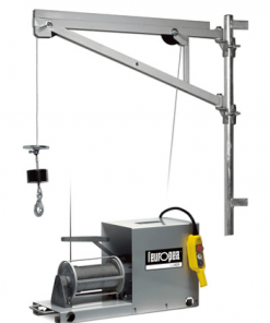 l'europea hg200 scaffold hoist