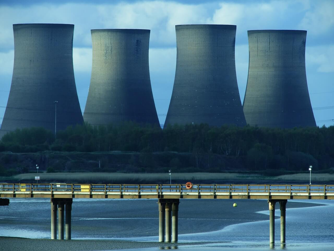 power plants