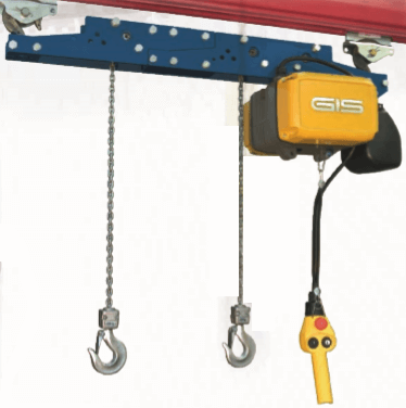 gis two hook lifting