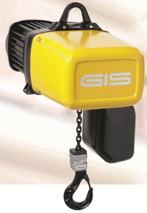 GIS electric chain hoist