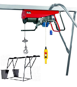 HE500 gantry hoist