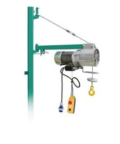 Imer BE200 scaffold hoist