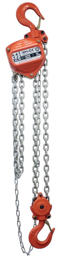 HackettsC4 heavy duty chain block