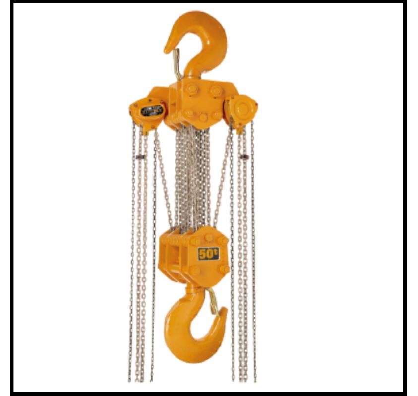 Kito cb chain block