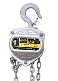 CP-C4 corrosion protected chain block