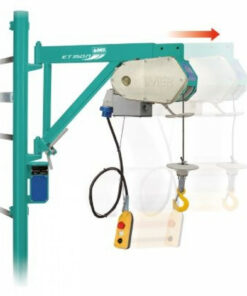 Imer ET 150n scaffold hoist