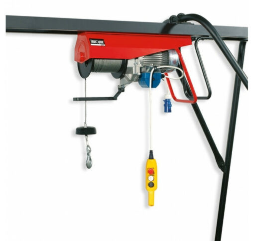 HE 500 builders gantry hoist