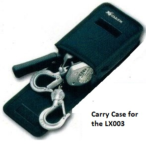 Kito LX lever hoist carry case