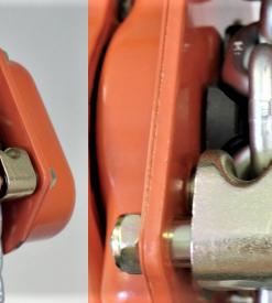 L4 heavy duty lever hoist