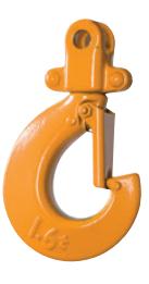 Kito LB lever hoist shipyard hook