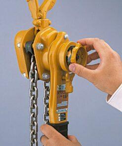 Kito LB lever hoist wheel
