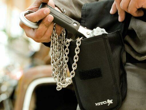 Kito LX lever hoist belt bag