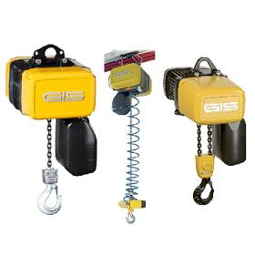 GIS electric hoists
